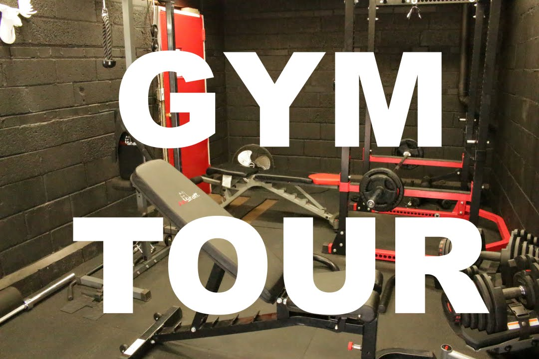 My garage gym tour how much did equipment cost me