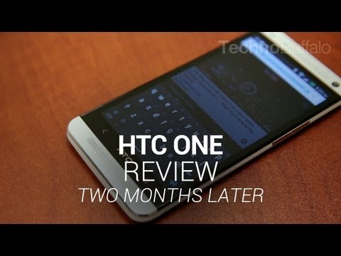 HTC One Review - Two Months Later