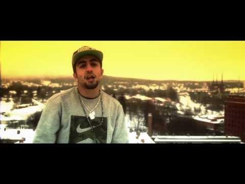 Rhymes & Riddim - Fri feat Robert Athill (officiell musikvideo)