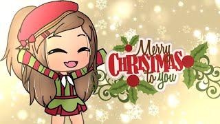 All I want for Christmas is you | Gacha Life meme
