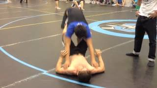 16 YEAR OLD BLUE BELT DOMINATES THE ADVANCED NOGI DIVISION / Submission Wrestling