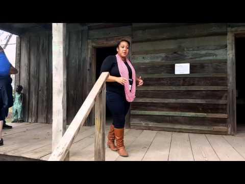 Slave Life at Whitney Plantation