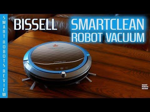 Bissell Smartclean Robot Vacuum - Smart Robots Review
