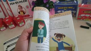 Profesör KİP ile TÜRKÇE 2 set  (10 kitap)