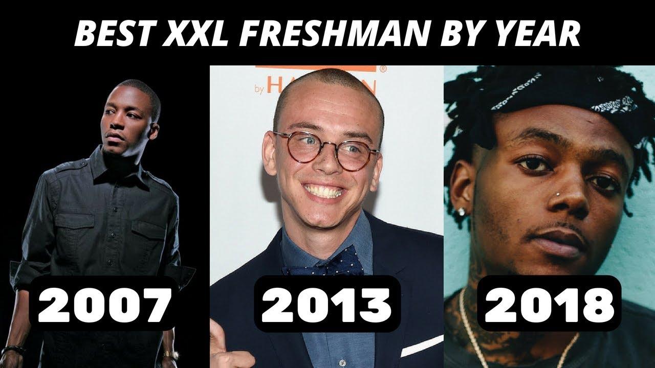 Xxl Freshman 2007 Best Rapper Fro...