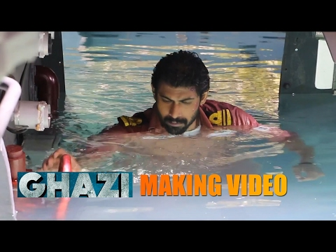Thumbnail: Ghazi making || Rana Daggubati || Taapsee || The Ghazi Attack || PVP Cinema