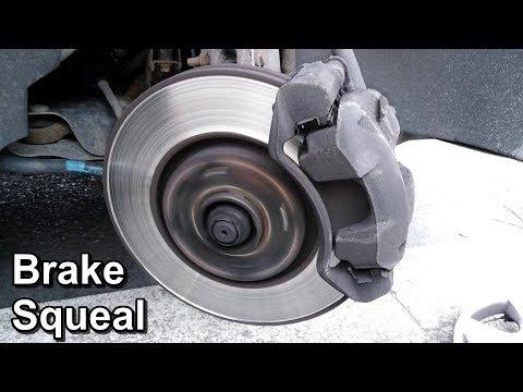 Squealing Brakes ?