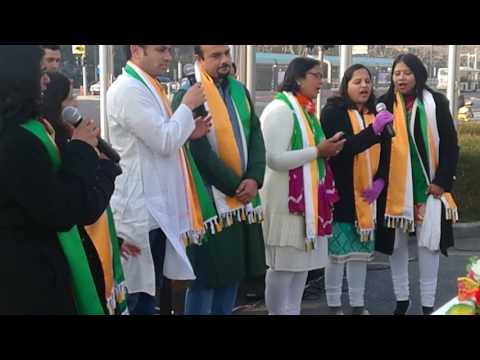 Republic Day Celeb in Shanghai