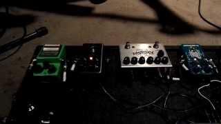Pedal Vitrolxul Dr Boogey Mesa Dual Rectifier VS MESA BOOGIE THROTTEL BOX sound 3/3