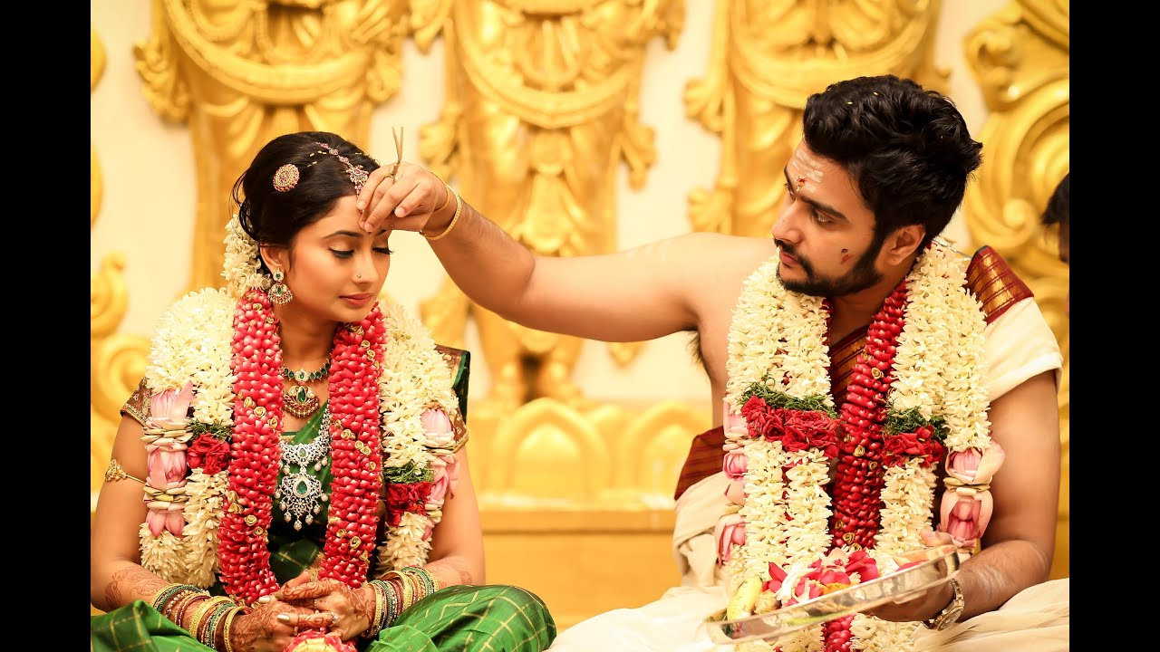 South Indian Wedding Film by Ajuphotography  YouTube