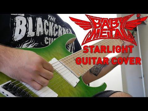 BAMETAL  Starlight 9 String Guitar