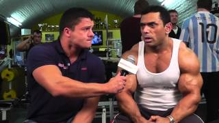 IRISHMUSCLE & EXTREME FITNESS:Interview with Masoom Butt