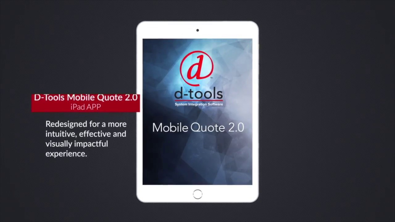Mobile Quote Proposal System Design & Project Management