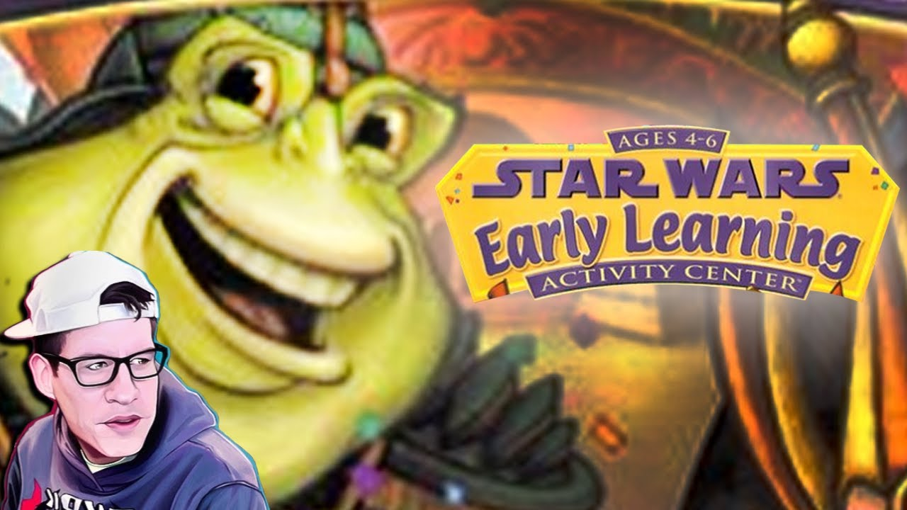 Meesa like - Lawrence Plays Star Wars: Early Learning Activity Center