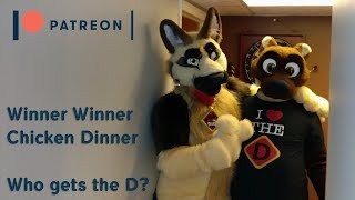 Who wins the D? First Patreon giveaway!