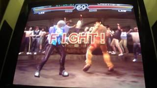 Tekken 4: Arcade Namco System 246