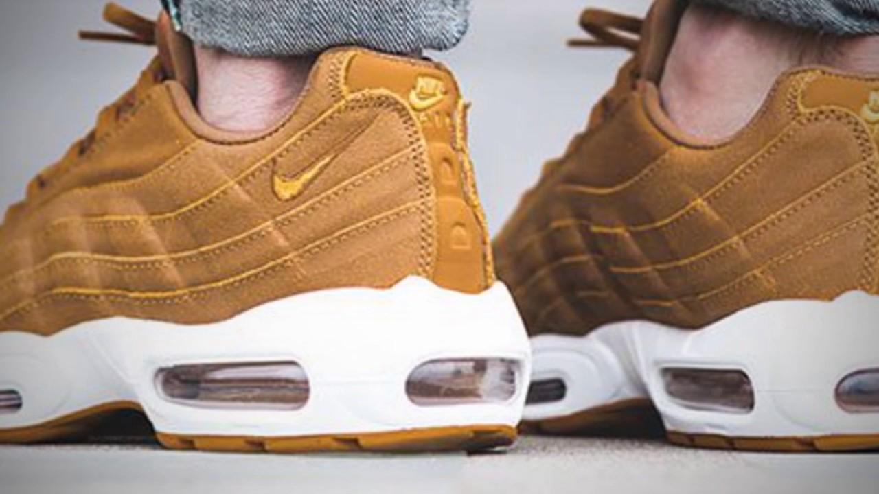 sneakers for cheap 7a994 58805 NIKE AIR MAX 95 WMNS (DESERT OCHRE). Sneaker Freaker 2016