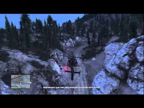 GTA 5 - Rencontre d'un Yeti