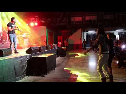 Agent Sasco - Stronger (Live at Feluke Charity Concert)