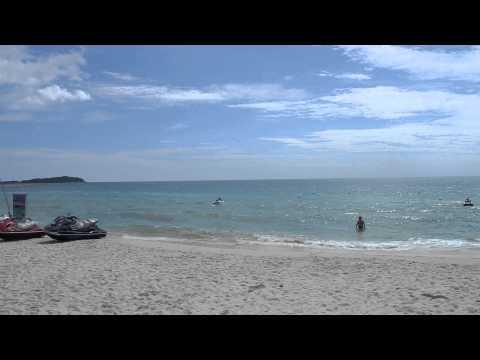 タイランド2013 サムイ島 チャウエンビーチ④