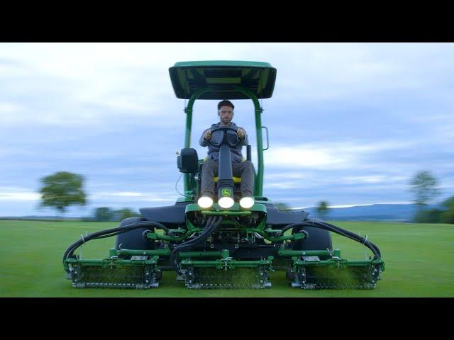 John Deere | Fairwayklippare 6700A PrecisionCut