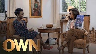 Lupita Nyong'o Hopes Her Book Will Inspire Children to Love Their Dark Skin | Oprah At Home | OWN