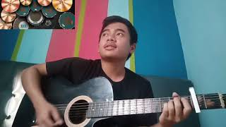 Download Andmesh - cinta luar biasa || cover lagu with guitar and real drum