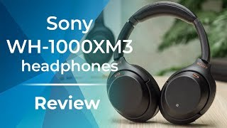 Sony WH-1000XM3 headphone review - Vloggest