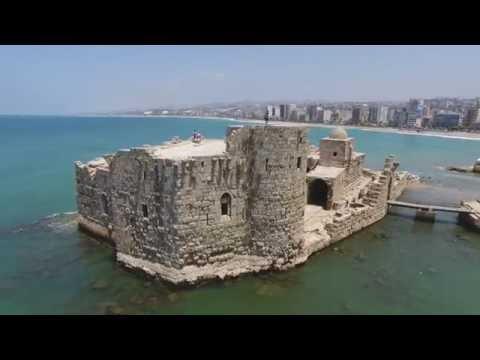 Lebanon from above drone footage | DJI Phantom 4