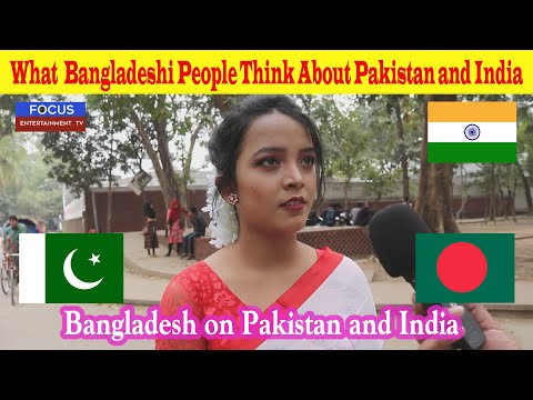 What Bangladeshi People