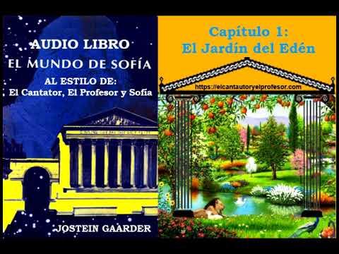 El Mundo De Sofía Capítulo 01 El Jardín Del Edén Youtube
