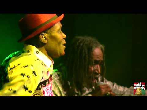 Wailing Souls - Things and Time in Prague @ Roxy [Rototom & Friends |April 27th 2016]