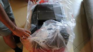 Unboxing Canon Maxify MB2140