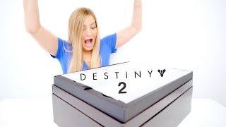 Destiny 2 Collectors Edition Unboxing! thumbnail