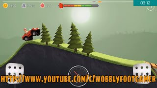 Prime Peaks on the Android. Green Forest Full Race. Damn my neck hurts