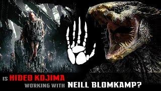Is Hideo Kojima Working With Director Neill Blomkamp? - Oats Studios Analysis
