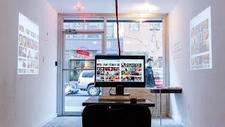 FIREWALL Internet Cafe, NYC