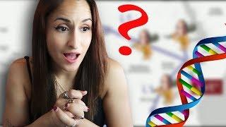 JE DÉCOUVRE MES ORIGINES ! (Test ADN)