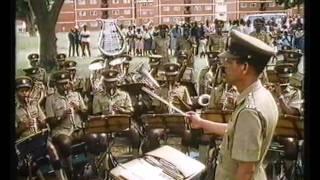 """MBENDE""  -  HARARE POLICE BAND - ZIMBABWE"
