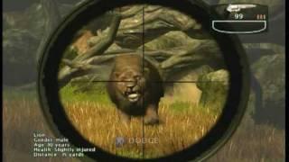Big Game Hunter: Lion Rival Hunt Achievement