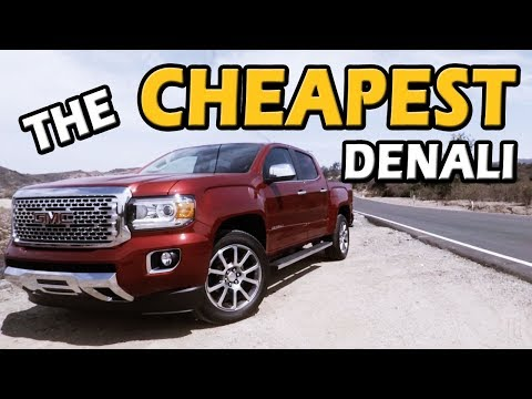 2019 GMC Canyon Denali Review | Truck Central