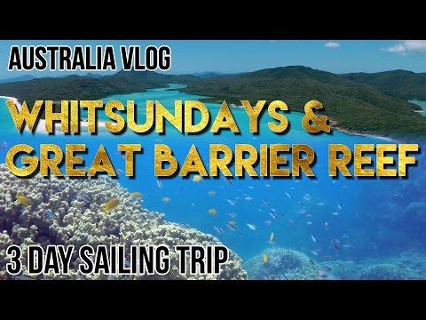 Whitsundays & Great Barrier Reef Sailing Adventure | Anaconda III | 3 Day 3 Night