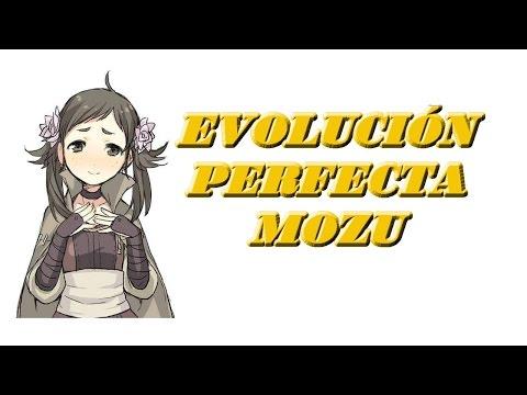 FIRE EMBLEM FATES    Evolución perfecta: Mozu