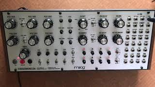 Moog Subharmonicon - First Explorations!