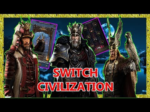 Civilization Switching - Clash Of Kings