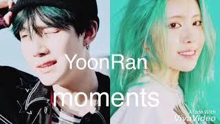 [YOONRAN] Yoongi & Suran (100% REAL) Moments
