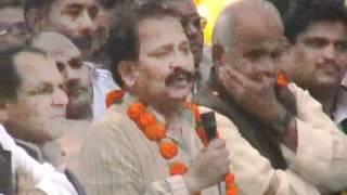 Azamgarh Balram Yadav &  Waseem Ahmad Minister UP Govt
