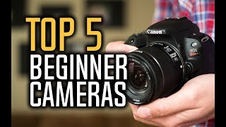 Best Cameras For Beginners in 2018 - Which Is The Best Camera? | 10BestOnes