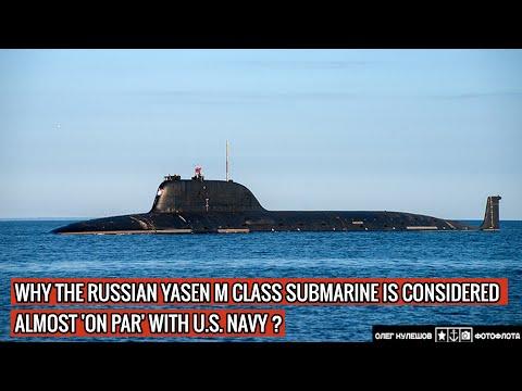 Senior U.S. military officer has expressed his concerns regarding Russian Yasen M submarines !