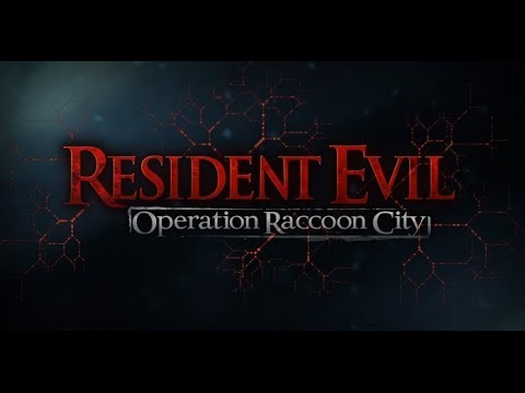 Resident Evil Operation Racoon City: A Primeira meia hora [BR]